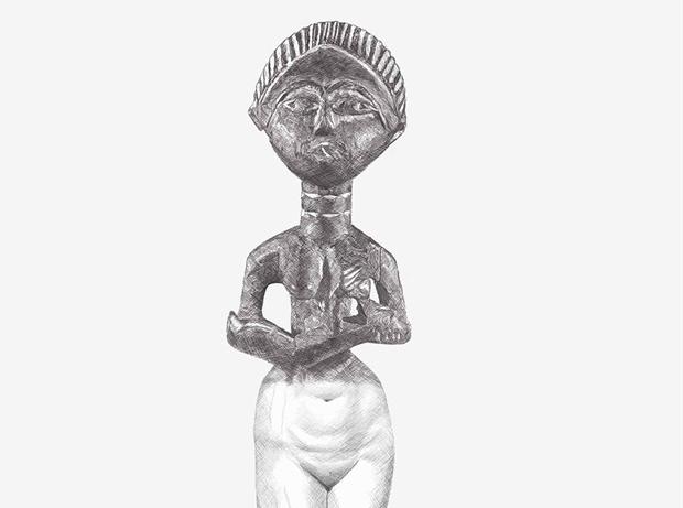 Venus grecque africaine
