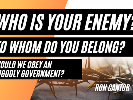 Who is Your Enemy?