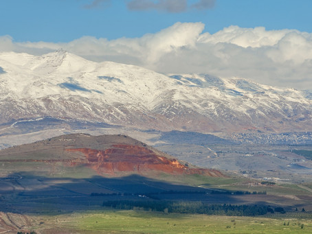 US Senators Pushing Bill to Recognize Golan Heights as Part of Israel