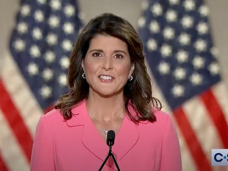 Nikki Haley hails Trump's record on Israel, says Biden would be good for Iran, ISIS
