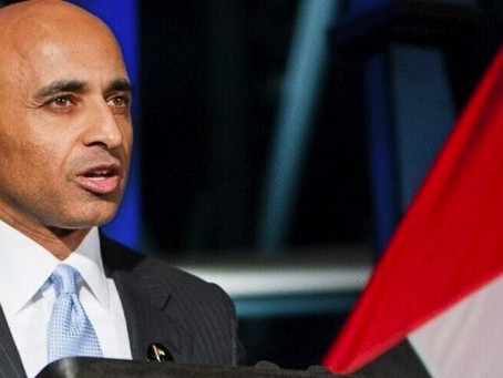 Gulf state diplomat publicly appeals to Israel against annexation