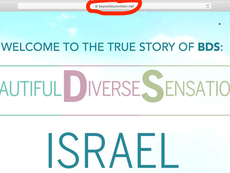 Israel get Sassy in Tricking Boycotters!