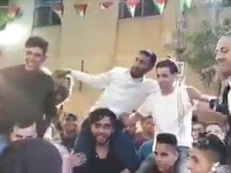 Fatah fires official after settlers attend son's wedding