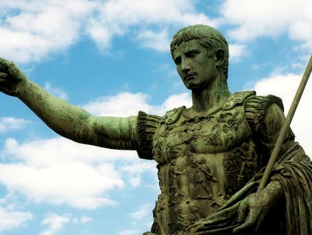 Yeshua vs. Caesar