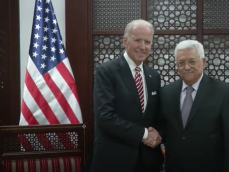 Biden to restore money to Palestinians for terrorism if elected