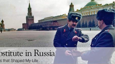 A Prostitute in Russia Part 1