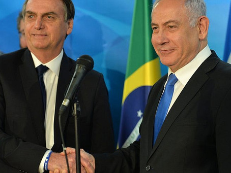 Brazil opens diplomatic office instead of embassy