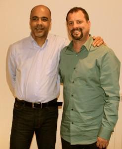 Ron and Pastor Fernando