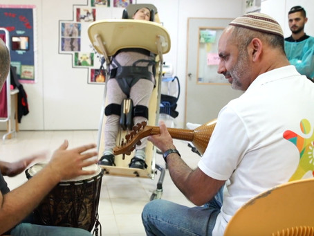 People with disabilities assisted in reaching shelters