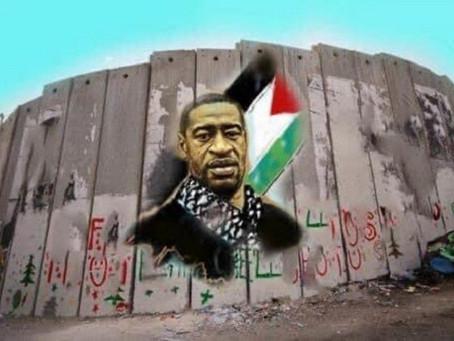 Anti-Israel BDS uses George Floyd death to promote anti-IDF blood libel (as in LIE!)