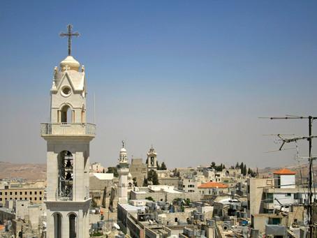 Christian leaders: PA must investigate church attacks
