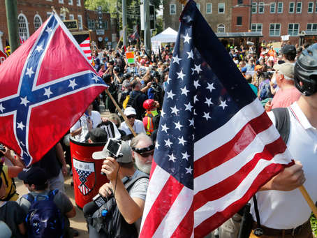 Charlottesville and Somber Warning!