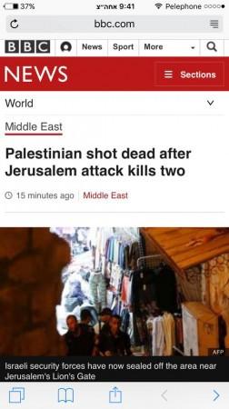 BBC issues misleading headline