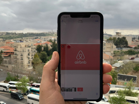 Airbnb reverses ban on West Bank settlement listings