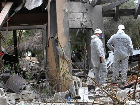 After rocket attacks and reprisals, Israelis seeking tentative calm