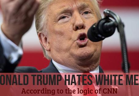 Donald Trump Hates White Men!
