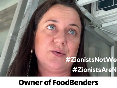 Toronto restaurant sued for posting 'Zionists Not Welcome' on social media