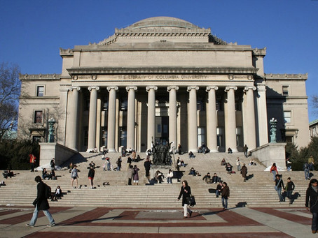 Columbia University students vote to urge school to adopt BDS