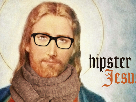 Hipster Jesus and Updating Bible's Moral Code