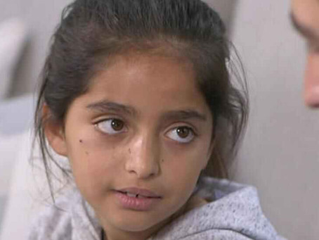 Daughter of Israeli family that fled Gaza rockets hurt in synagogue shooting