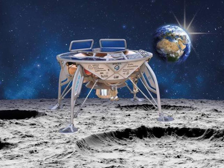 Israeli craft takes off for space: The sky is the limit