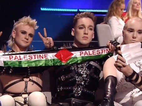 BDS rejects Icelandic group's pro-Palestinian Eurovision protest