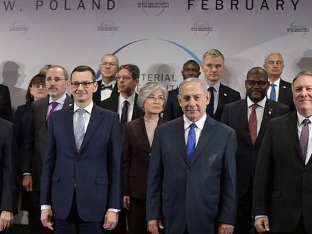 Arab ministers defend Israel, attack Iran