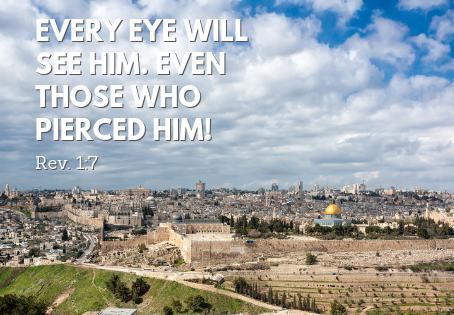 Revelation 1:7 Destroys Replacement Theology