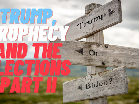 Trump and the Election Part 2