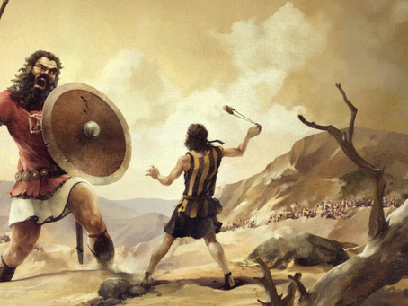 My God Fights for Me!—Lessons from a Shepherd Boy