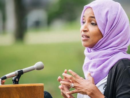 Rep. Omar's primary challenger is a pro-Israel Democrat