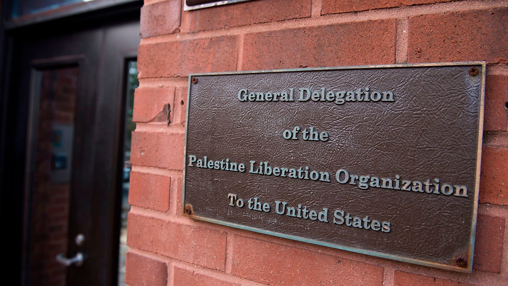 Image result for trump close plo offices
