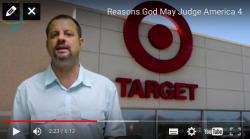 Four Reasons God may Judge America
