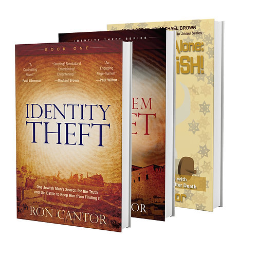 All three books (Buy two, get one free!)