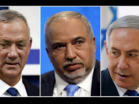 After second national elections in a year, still no clear winner in Israel