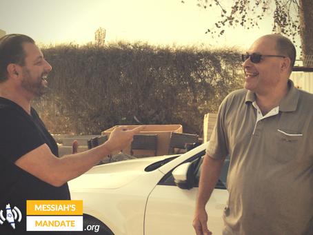 "Israeli Taxi Driver: ""Yeshua was 'Blanking' Jewish!"""