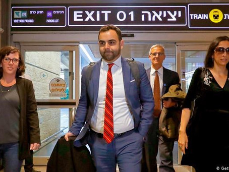 Israel expels Human Rights Watch staffer for anti-Israel activities