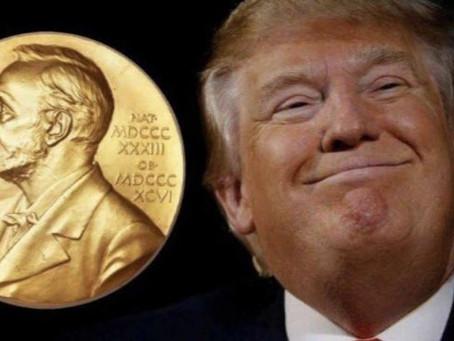 Pres. Trump nominated for Nobel Prize; plans to ink UAE-Israel deal in DC next week