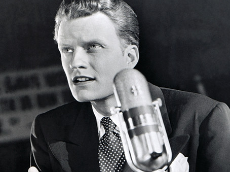 Billy Graham and the Baptism of the Holy Spirit