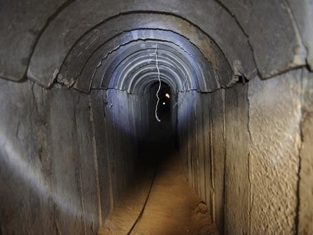 Israel uncovers 18th cross-border attack tunnel from Gaza