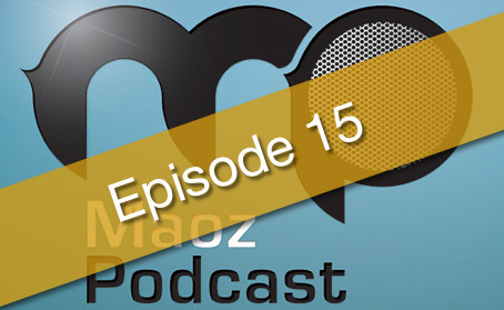 Maoz Podcast Episode 15
