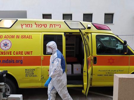 Coronavirus lockdowns, protests continue through Israel