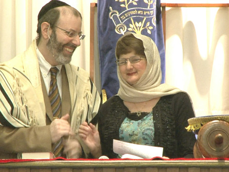 """Last Year My Aunt Accepted Yeshua—This Year She is """"Preaching""""—sort of…"""