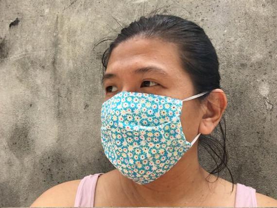 Organic Cloth Surgical Mask/ Reusable Face Mask/ Cloth Dusk | Etsy