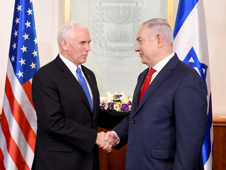 Netanyahu to meet Pence, Pompeo at Middle East summit in Poland