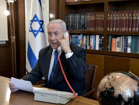 Trump, Bibi broker historic peace deal between Israel and the Emirates