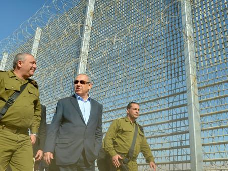 Israel remains on high alert at Gaza border