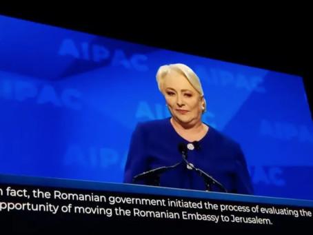 Romania announces embassy move to Jerusalem