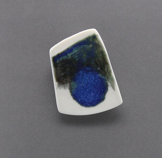 'Blue Night' Brooch