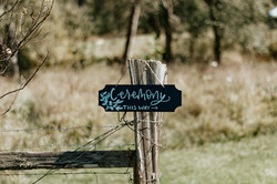 #22 Hanging Directional Signs